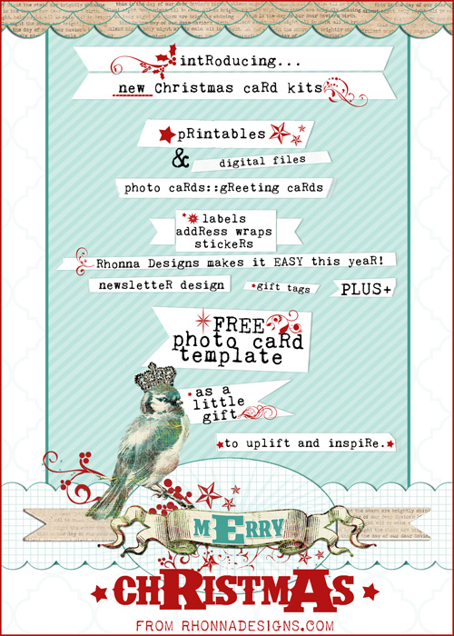 Newsletter4_ChristmasCardKits_RhonnaDesigns