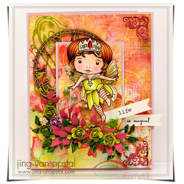 Jing van Opstal Magical 1