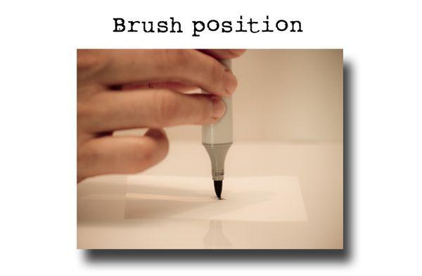 Brush Position