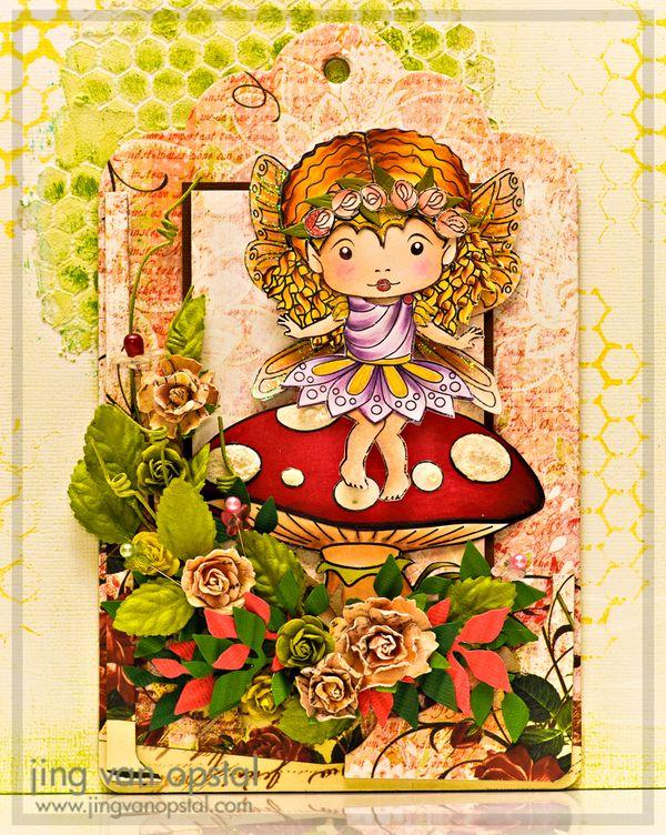 Rose Faerie Marci