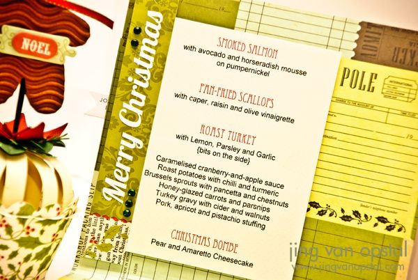 Menu Card - Detail 3